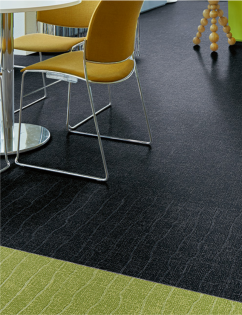 Flotex Colour embossed tiles